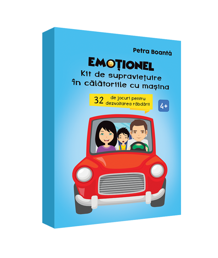 Emotionel, Kit de supravietuire in calatoriile cu masina